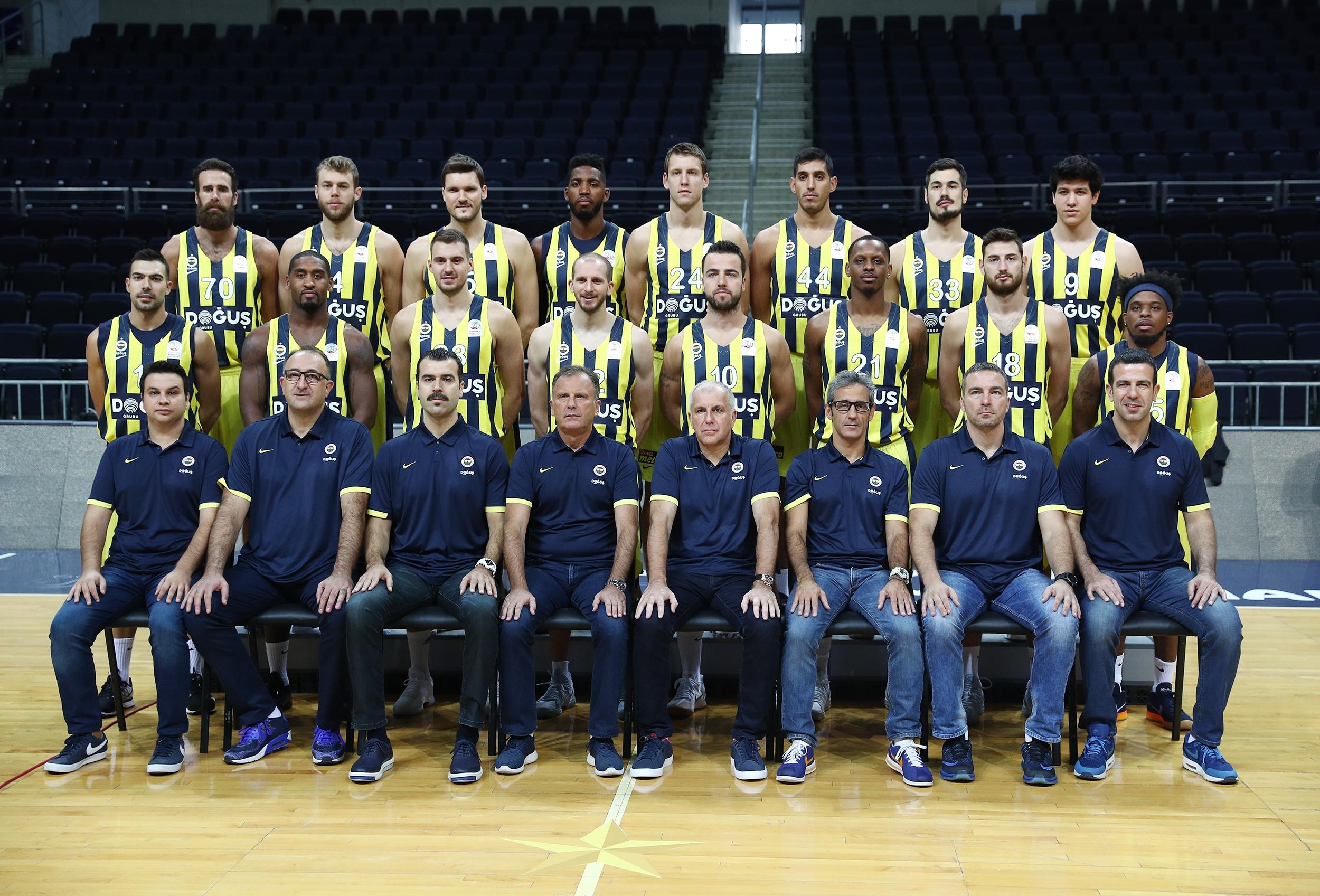 Fenerbahçe Doğuş, Medya Günü Düzenledi