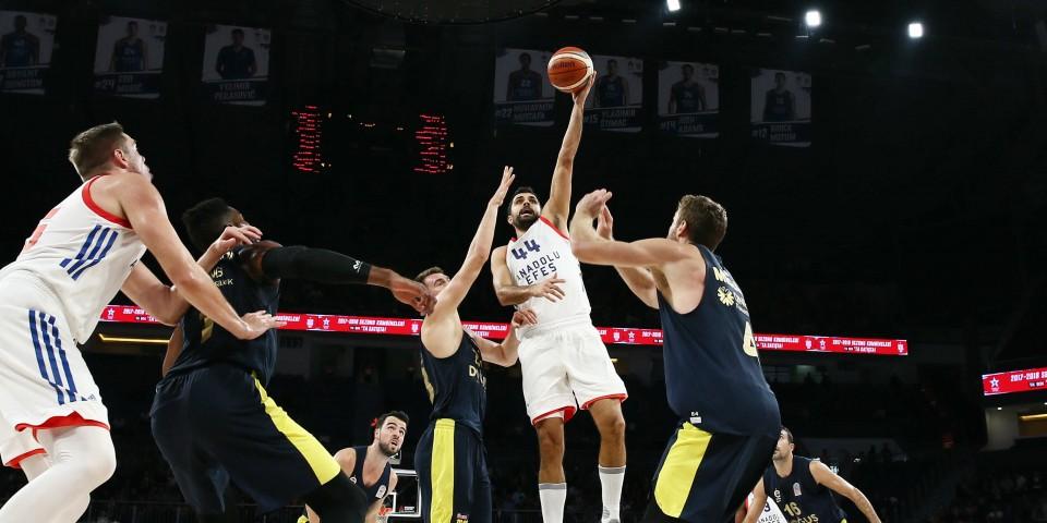 Euroleague'de Türk Derbisi
