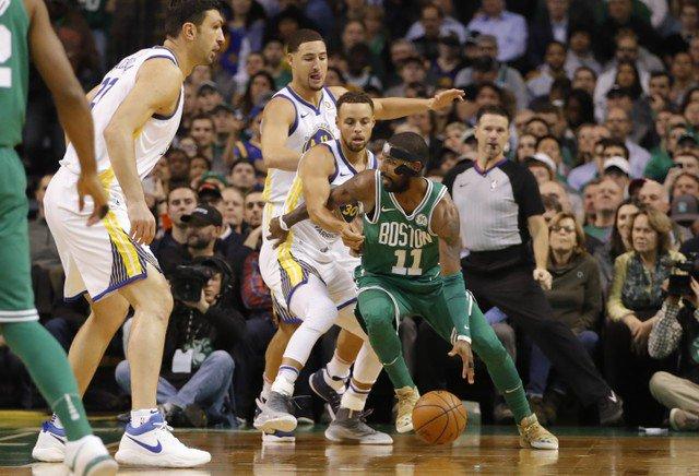 Boston Celtics - Golden State Warriors