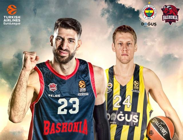 Fenerbahçe Doğuş - Baskonia Vitoria Gasteiz
