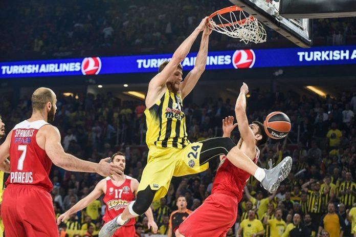 Fenerbahçe Doğuş vs Olympicaos