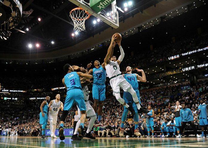 Boston vs Hornets