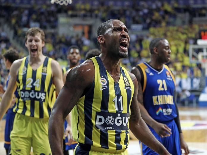 Fenerbahçe Doğuş Son Nefeste Kazandı