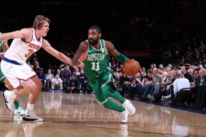 Boston Celtics 93 - 102 NYKnicks
