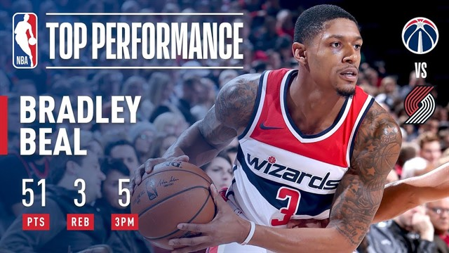 Bradley Beal - Wizards