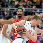 CSKA Moskova Zorlanmadı