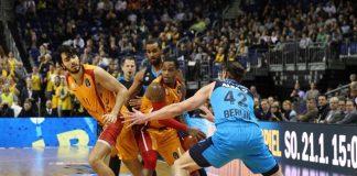 ALBA Berlin 95-62 Galatasaray Odeabank