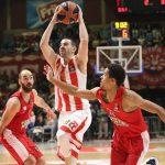 Olympiakos Sırbistan'dan Çıkamadı