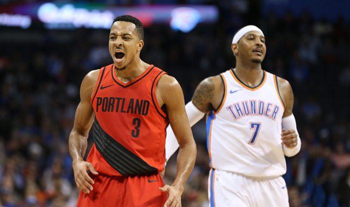 Thunder vs Portland