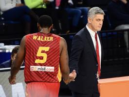Anadolu Efes, Galatasaray'ı Geçmeyi Başardı