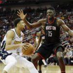 Houston Rockets Zorlanmadı
