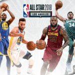 NBA All-Star 2018 Programı ve Etkinliklere Katılacak Oyuncular