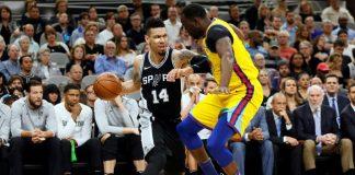 Spurs vs Warriors
