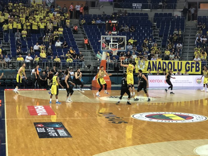 Fenerbahçe İlk Turun İlk Maçın Sürprize İzin Vermedi