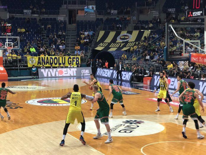 Fenerbahçe Doğuş - Banvit 1. Maç