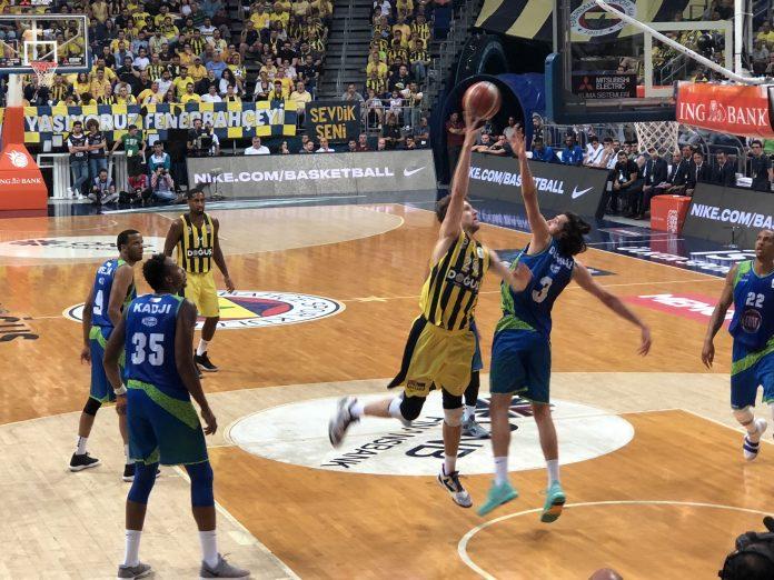 Fenerbahçe Yine Şampiyon: 4-1