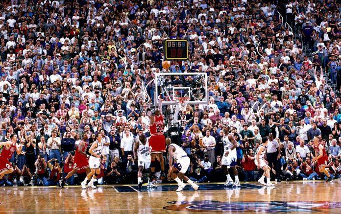 Michael Jordan'ın Bulls Formasıyla Attığı Son Şut: The Shot!