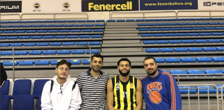 Tyler Ennis: Fenerbahçe Taraftarının Karşısına Çıkmak İçin Sabırsızlanıyorum