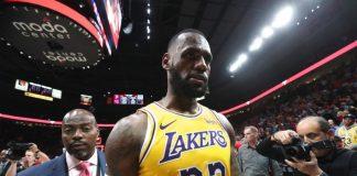 Lakers vs Portland