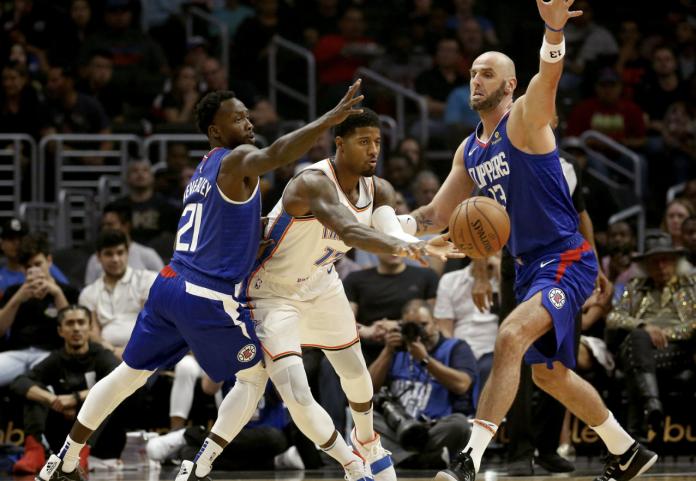 Geri Dönüşlerin Maçı | Clippers - Thunder