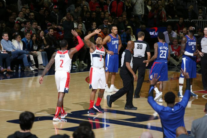 Wizards, Clippers'ı Devirdi!