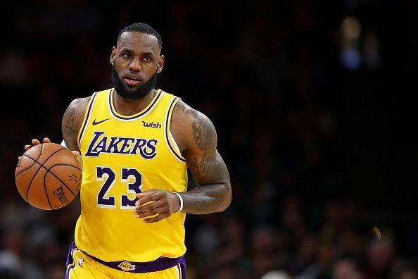 LA Lakers Play-Off Yapabilecek Mi?