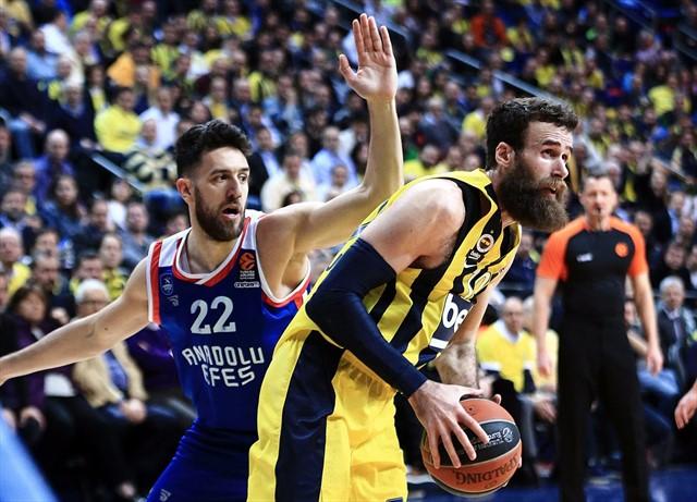 Türk Derbisinde Kazanan Fenerbahçe Beko