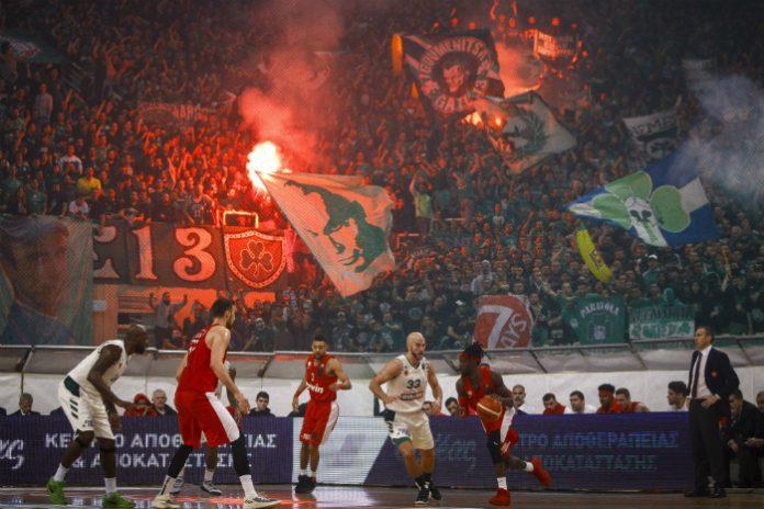 Panathinaikos vs Olympiakos