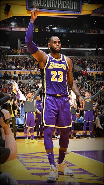 LeBron James - Lakers