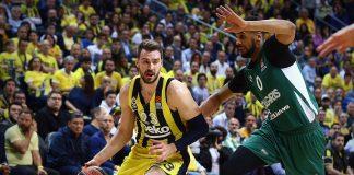 Fenerbahçe Beko, Kaunas Karşısında Farka Koştu