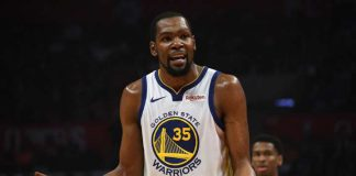 Kevin Durant Portland Serisinde Yok