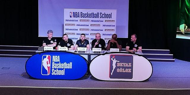 NBA Basketbol Okulu İstanbul'a Geldi
