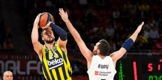 Fenerbahçe Beko Avrupa Dördüncüsü