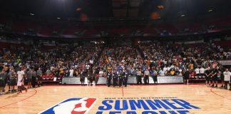 2019 NBA Yaz Ligi Başlıyor