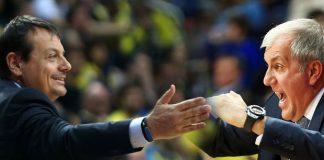 Anadolu Efes ve Fenerbahçe Şampiyonluk İçin Sahada