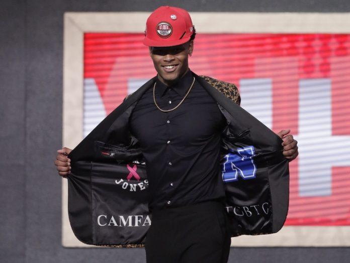 Doğru Yapılanma Örneği: Atlanta Hawks