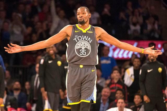 FLAŞ! Kevin Durant Serbest Kalacak