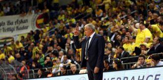 Fenerbahçe Taraftarı Anadolu Efes Maçında Salonda Olacak