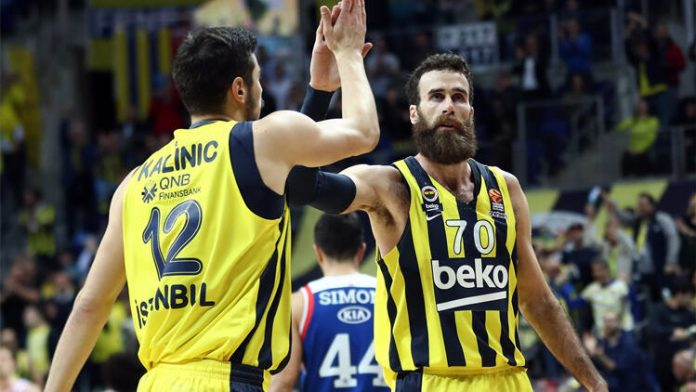 Fenerbahçe Yıldız Oyuncusuyla Sözleşme Uzatıyor