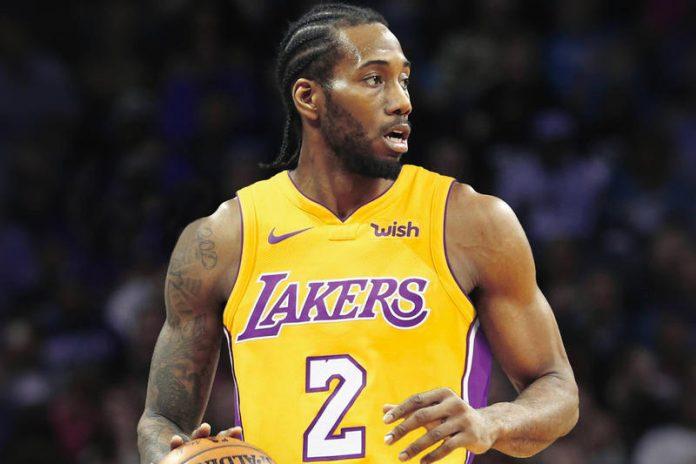 Kawhi Leonard Lakers İle Görüşecek