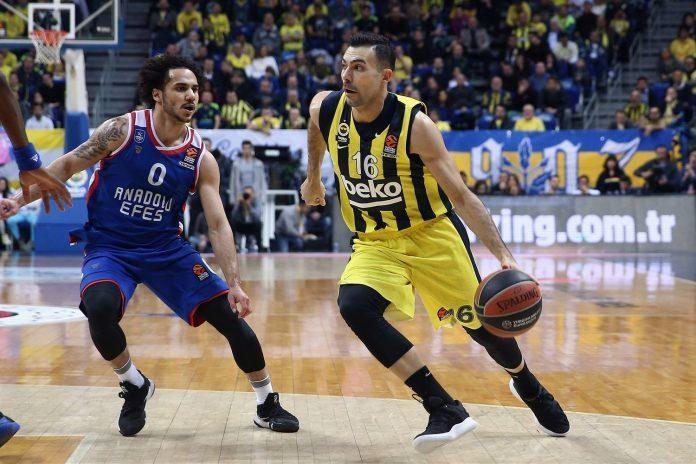 Kostas Sloukas Anadolu Efes Maçı Sonrası Açıklama yaptı