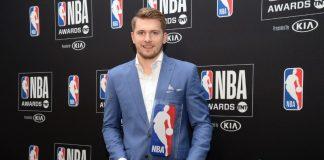 NBA'de Sezonun En İyi Çaylağı Belli Oldu