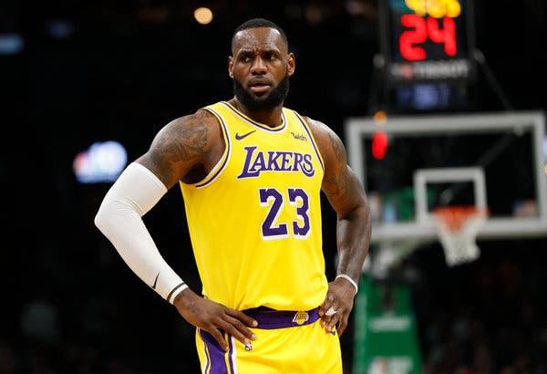 Yıldız Avcıları: Los Angeles Lakers