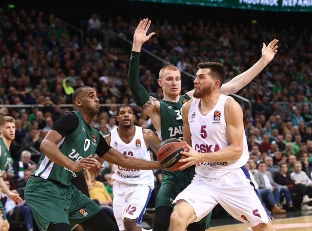 Anadolu Efes CSKA'lı Yıldızı Kadrosuna Kattı