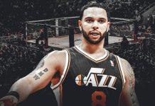 Eski NBA Yıldızı Dövüş Dünyasına Giriş Yaptı