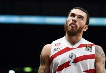 Olimpia Milano'da Mike James Depremi