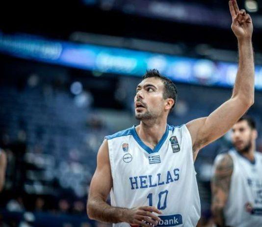 Kostas Sloukas Sakatlandı