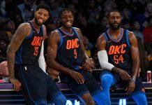 Oklahoma'dan Clippers'a Bir Yolcu Daha Var!