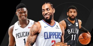 201920 NBA Güç Sıralamasında İlk 5
