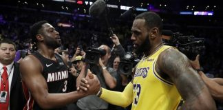 Dwyane Wade Lakers Kadrosu Harika